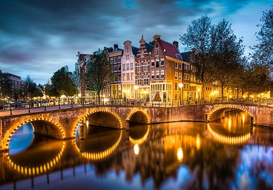 ارسال بار به هلند