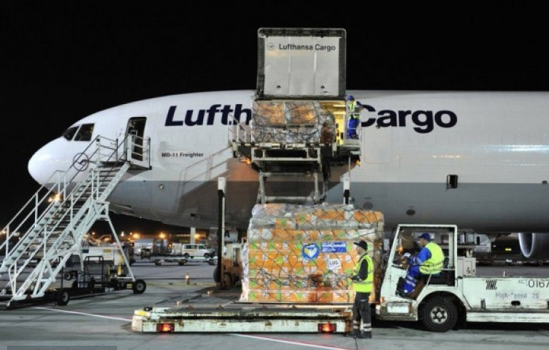 حمل اثاثیه منزل به آلمان به صورت هوایی