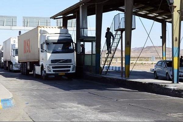 حمل بار به ترکمنستان به صورت زمینی