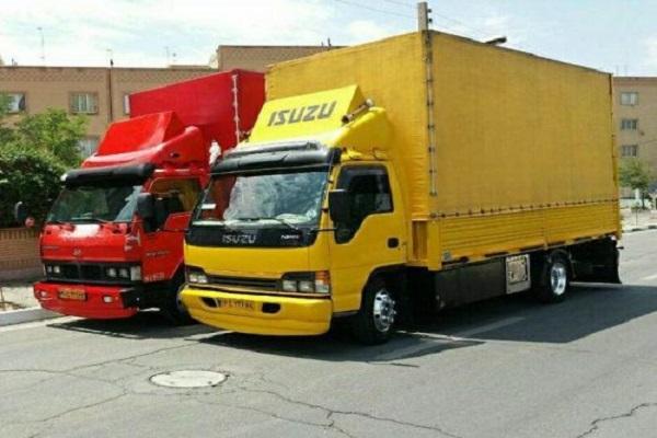 ارسال اثاثیه منزل به ارمنستان به صورت زمینی