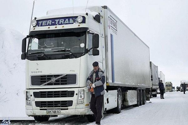 ارسال بار به تاجیکستان