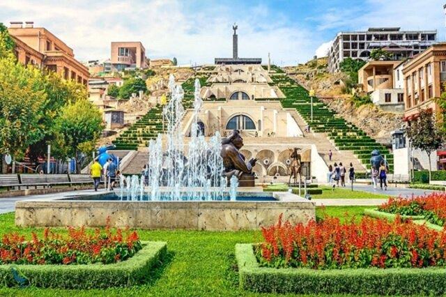 نحوه ی ارسال بار به ارمنستان