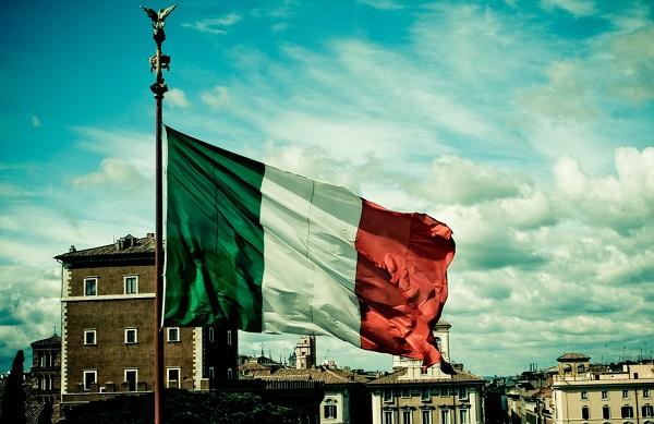 ارسال بار به ایتالیا