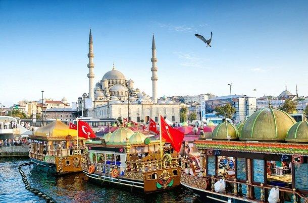 باربری استانبول به ایران