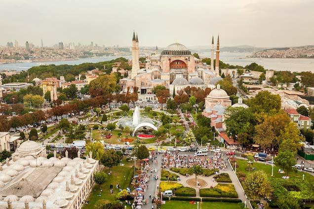 ارسال اثاثیه به استانبول