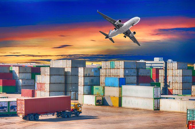 حمل بار به صورت هوایی توسط باربری بین المللی معتبر الوبار