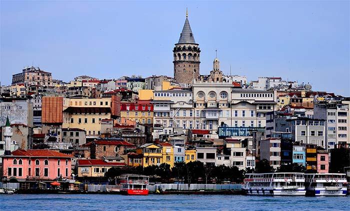 حمل بار به استانبول به صورت دربستی