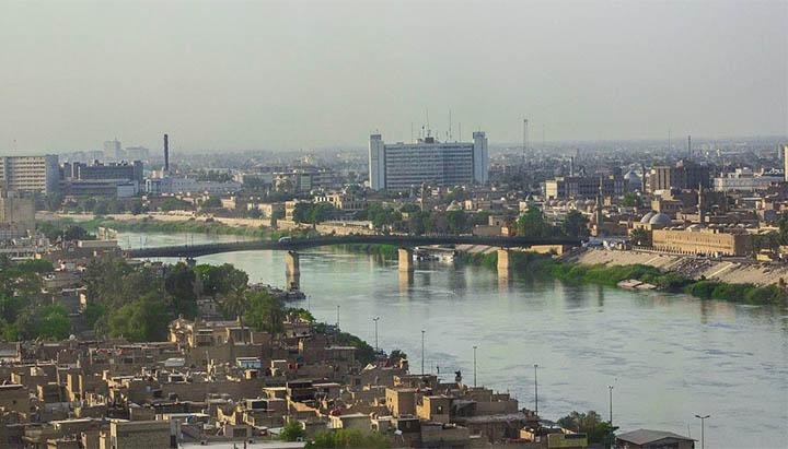 ارسال بار به بغداد