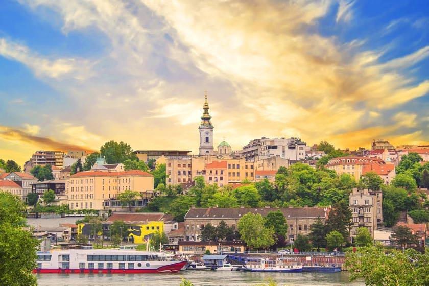 ارسال بار به صربستان