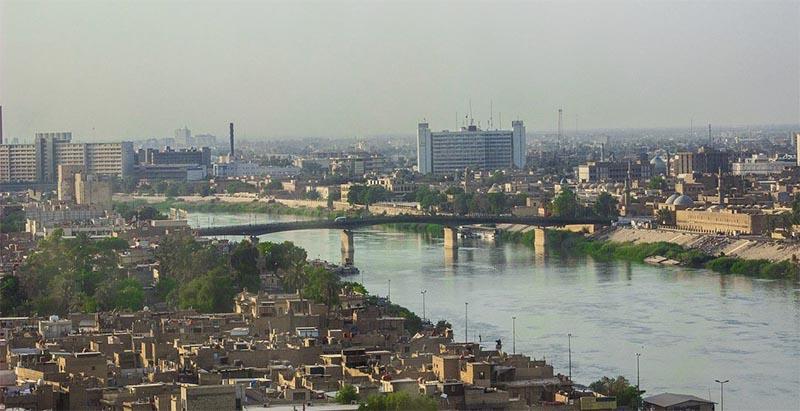 باربری به عراق