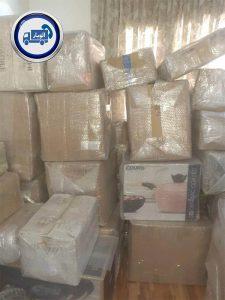 ارسال اثاثیه به ترکیه