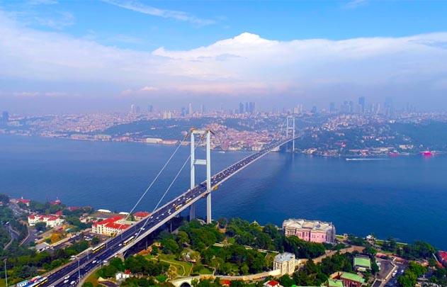 ارسال بار از کرج به ترکیه به صورت هوایی