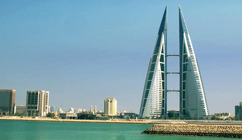 ارسال بار به بحرین
