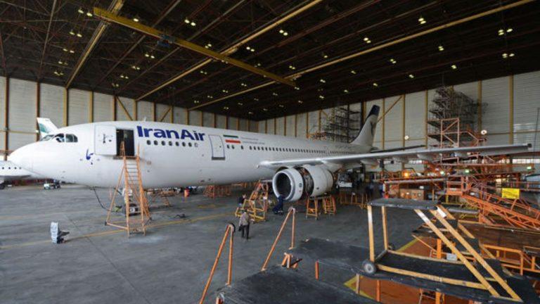 حمل بار از تهران به کربلا به صورت هوایی